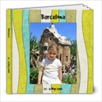 barcelona - 8x8 Photo Book (30 pages)