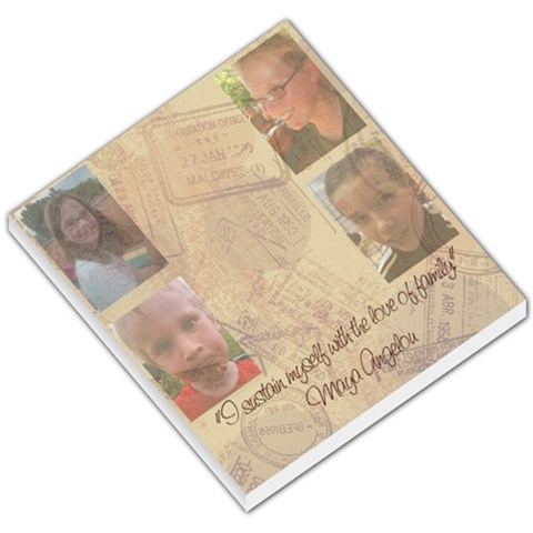Father s Day By Cassandra   Small Memo Pads   Qt952gqmwjet   Www Artscow Com