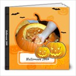 halloween09 - 8x8 Photo Book (20 pages)