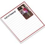 Miranda Shopping List2 - Small Memo Pads