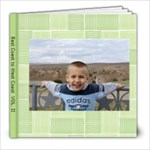 TWO - 8x8 Photo Book (20 pages)
