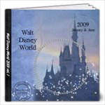Walt Disney World 2009 Vol. 1 - 12x12 Photo Book (60 pages)