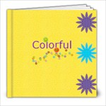 Colorful - 8x8 Photo Book (20 pages)