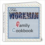 Family Cookbook - 8x8 Photo Book (30 pages)