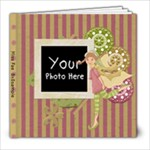 Miss Fae  8x8 - 8x8 Photo Book (20 pages)
