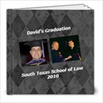 David s Graduation - 8x8 Photo Book (20 pages)