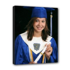 sarahgrad2010 - Canvas 10  x 8  (Stretched)