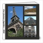 Our Trip 2008 - 8x8 Photo Book (20 pages)