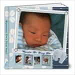 Wynnston Yim - 8x8 Photo Book (20 pages)