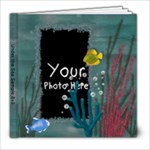 Under the Sea Sample 8x8 - 8x8 Photo Book (20 pages)