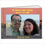 St Simons Island - 9x7 Photo Book (20 pages)