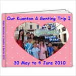 Kuantan Trip Part 1 - 9x7 Photo Book (20 pages)