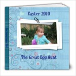 easter2010 - 8x8 Photo Book (20 pages)