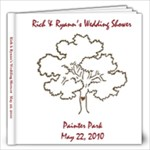 R&R Wedding Shower - 12x12 Photo Book (20 pages)