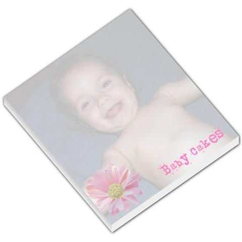 Babycakes By Lena Jangula Ternes   Small Memo Pads   Tykm7svxu781   Www Artscow Com