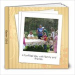 Easter 2010 - 8x8 Photo Book (30 pages)