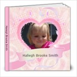 Haleigh - 8x8 Photo Book (39 pages)