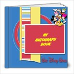 large book - 8x8 Photo Book (39 pages)