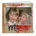 The Lives of Blake and Marissa - 8x8 Photo Book (20 pages)