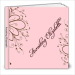 Awaiting Elizabeth - 8x8 Photo Book (20 pages)