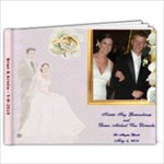 Brian and Kristie - 9x7 Photo Book (20 pages)
