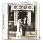 Chin 90 Years - 8x8 Photo Book (20 pages)