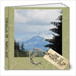 oregon - 8x8 Photo Book (20 pages)