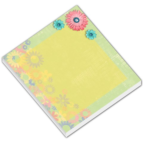 Memo Pad By Mallory   Small Memo Pads   Lypxq9ab5tuf   Www Artscow Com