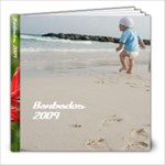 Barbados 2009 - 8x8 Photo Book (20 pages)
