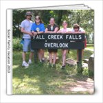 spicer family vacation 2010 - 8x8 Photo Book (20 pages)