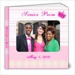 Amanda Prom - 8x8 Photo Book (20 pages)