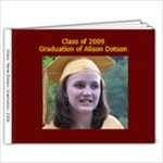 Ali s Graduation - 9x7 Photo Book (20 pages)