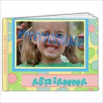 Abrianna - 9x7 Photo Book (20 pages)