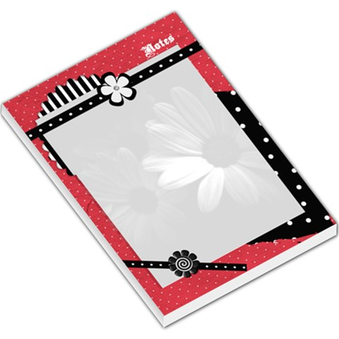 Notes By Breann Mcfarland   Large Memo Pads   2q5qk9xjyt1g   Www Artscow Com
