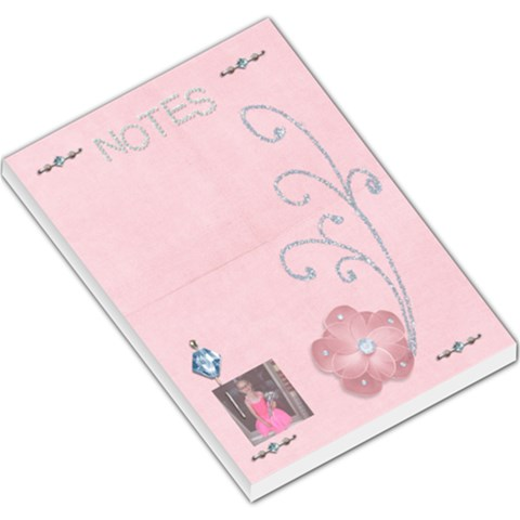 Dance Memo By Becky   Large Memo Pads   D3gx4wl6xzwk   Www Artscow Com