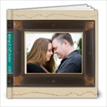 e-pics book - 8x8 Photo Book (20 pages)
