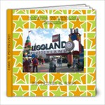 LegoLand - 8x8 Photo Book (39 pages)