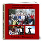 Graduation photo book - 8x8 Photo Book (39 pages)