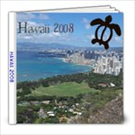 Hawaii - 8x8 Photo Book (20 pages)