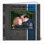 Mels wedding - 8x8 Photo Book (20 pages)