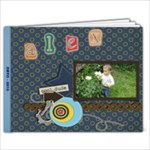 МОДЕЛ 3 - 9x7 Photo Book (20 pages)