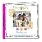 ple wedding - 8x8 Photo Book (20 pages)