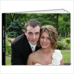 Dave Paige Wedding - 9x7 Photo Book (20 pages)