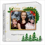 2006, 2007, 2008 Christmas - 8x8 Photo Book (20 pages)