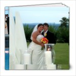 Andrea s wedding - 8x8 Photo Book (30 pages)