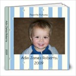 Adin 2009 - 8x8 Photo Book (20 pages)