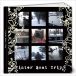 Winter Boat Trip  - 12x12 Photo Book (20 pages)