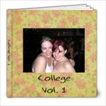 college - 8x8 Photo Book (20 pages)