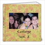 college 2 - 8x8 Photo Book (20 pages)