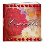 Casamentos - 8x8 Photo Book (20 pages)